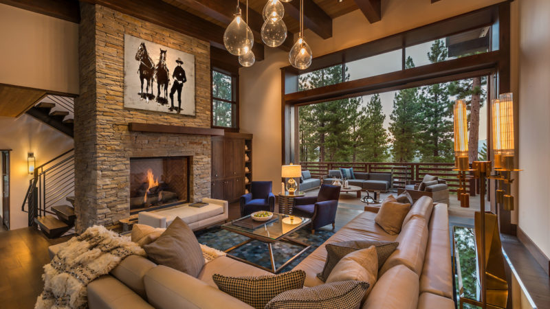 Dunsmuir Road, Martis Camp, Truckee, California